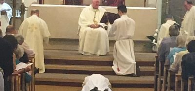 Ordination of Father Richard Marsden